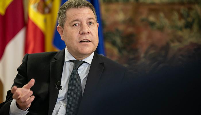 Page plantea un acuerdo con el Levante basado en la planificación de las alternativas al trasvase Tajo-Segura