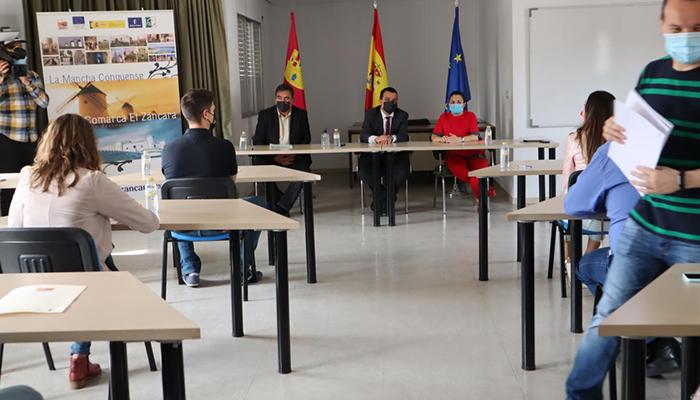 Un total de 16 proyectos productivos de emprendedores se ponen en marcha en Cuenca a través de la Asociación para el Desarrollo Integral ADI 'El Záncara'