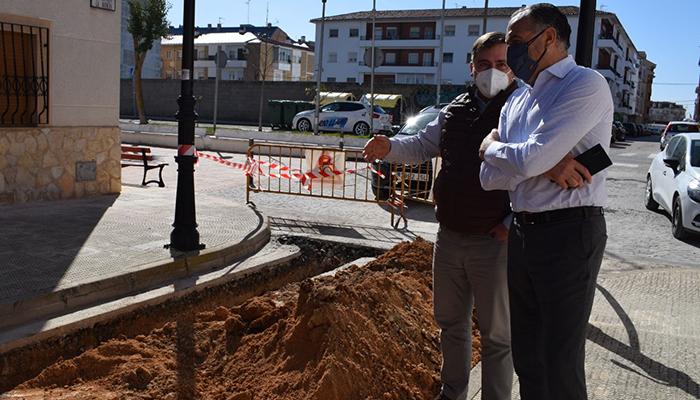 Adjudicadas las obras de mejora de la red de saneamiento en la Avenida Pablo Iglesias y la Calle Archivero Dimas Pérez en Tarancón