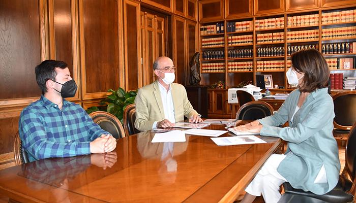 Arraigo presenta a la Diputación de Cuenca el proyecto para atraer a miembros de las fuerzas armadas al mundo rural