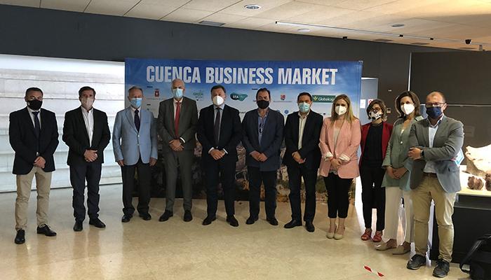 Arranca el Cuenca Business Market con presencia de fondos de inversión con un capital de 100 millones para financiar proyectos en la ciudad