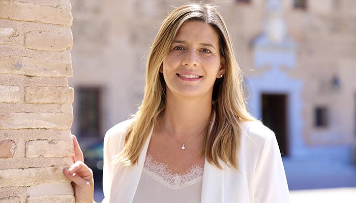 Carolina Agudo, secretaria general del PP-CLM
