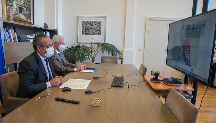 Castilla-La Mancha constituye la asociación multinivel para diseñar el programa operativo FEDER 2021-2027 con la participación de la sociedad