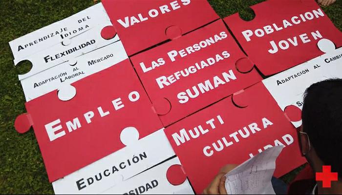 Cruz Roja atiende en Cuenca a 40 personas refugiadas en 2020