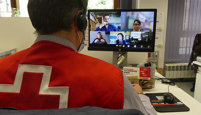 Cruz Roja Cuenca organiza una videoconferencia sobre ayudas a empresas en zonas despobladas