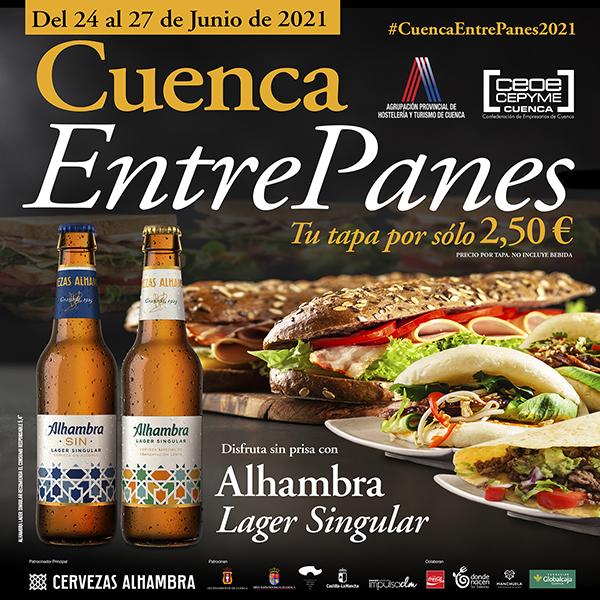 Cuenca Entrepanes, una nueva ruta gastronómica para Cuenca y provincia