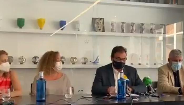 Cuenca nos Une rompe el pacto de Gobierno y deja al PSOE en minoría en el Ayuntamiento de Cuenca