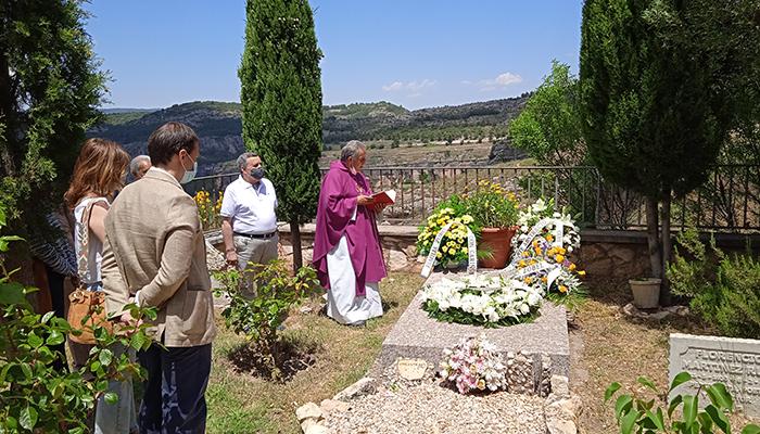 Cuenca recuerda a Zóbel en el 37 aniversario de su fallecimiento
