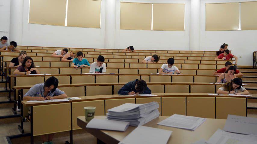 El 96,44 % de los estudiantes aprueba la EvAU en el distrito universitario de Castilla-La Mancha