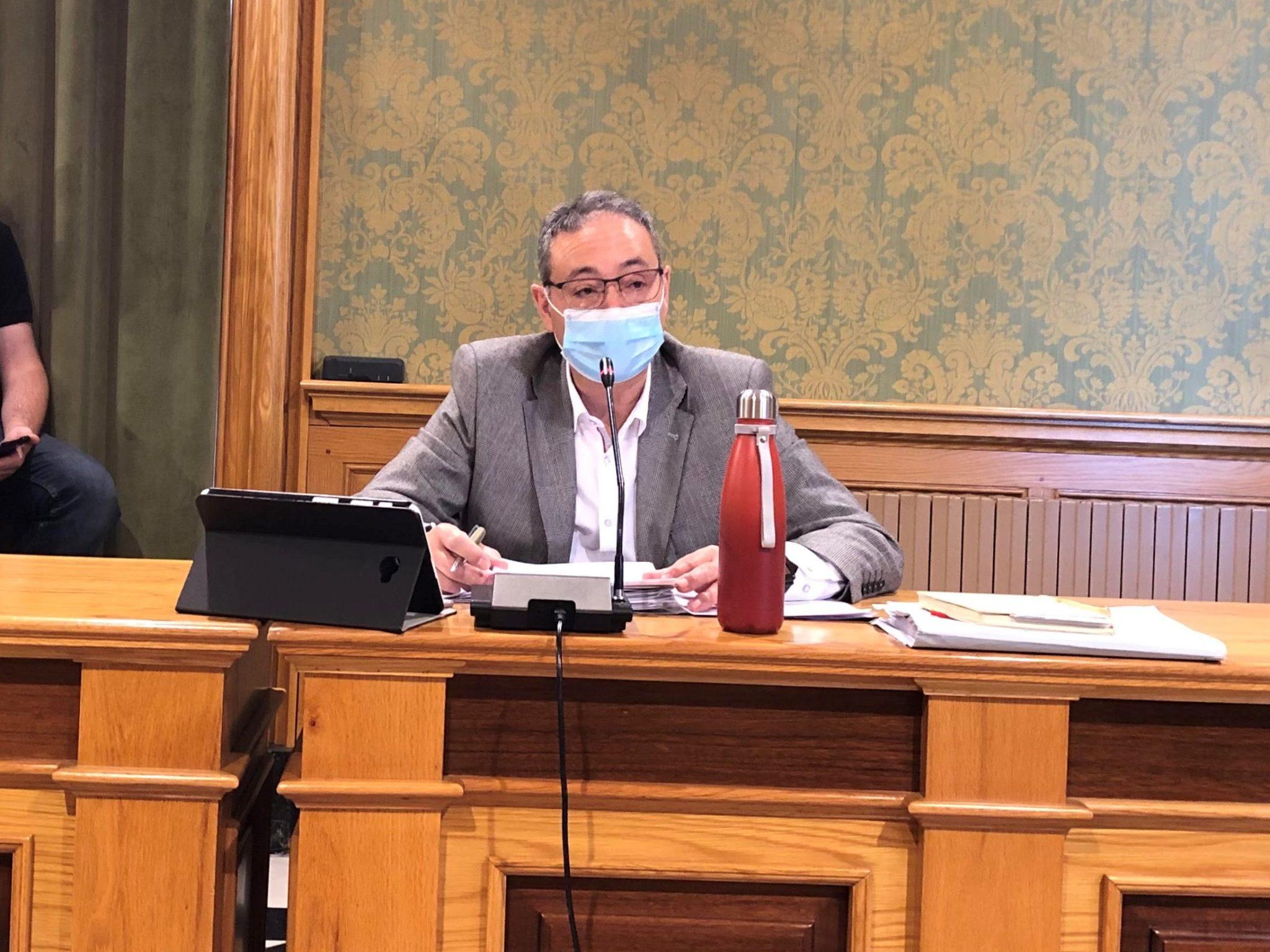 El Ayuntamiento de Cuenca aprueba los Presupuestos municipales 2021 con un aumento de la inversión real del 37% hasta alcanzar los 6,5 millones de euros