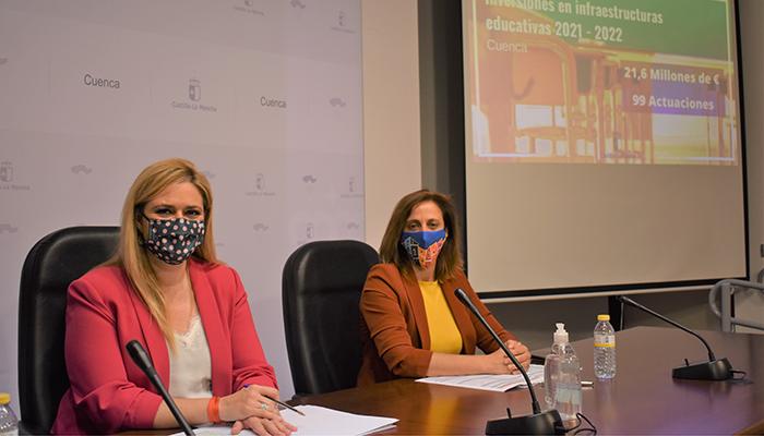 El Gobierno regional ha concedido más de 280.000 euros a entidades locales de la provincia de Cuenca para el mantenimiento de escuelas infantiles