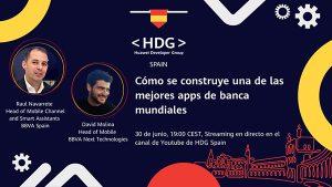 huawei y bbva explican a su comunidad de desarrolladores como construir una de las mejores apps de banca del mundo   Informaciones de Cuenca