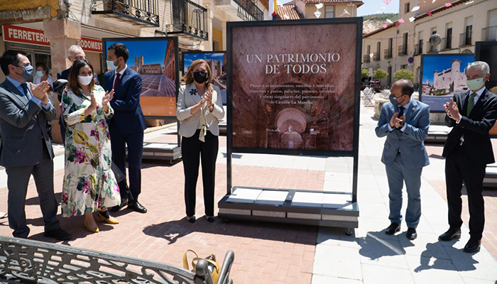 Jadraque, punto de partida de una exposición itinerante sobre el patrimonio cultural de la región que llegará a Pastrana, San Clemente y Belmonte