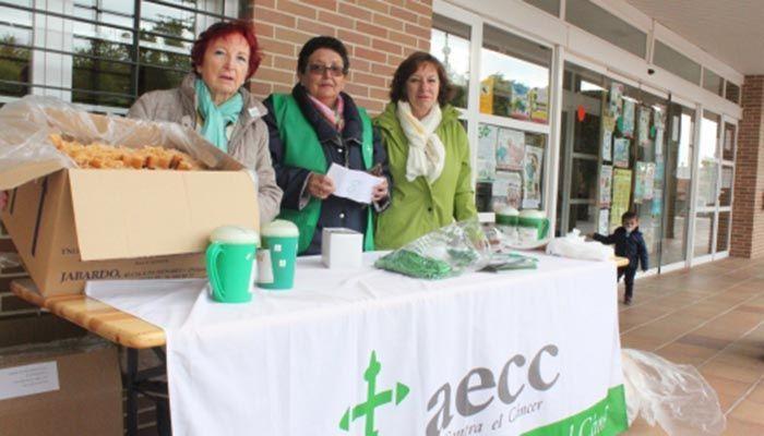La AECC en Cuenca retoma su tradicional cuestación en la calle
