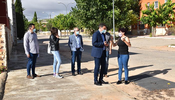 La Diputación de Cuenca adjudica las obras de la travesía de La Pesquera por un importe de 56.857,90 euros