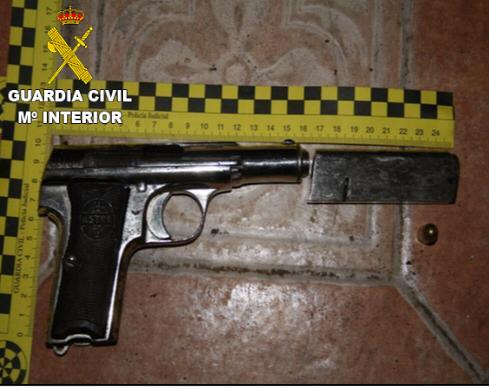 La Guardia Civil desactiva cinco puntos activos de venta de droga en la Mancha conquense