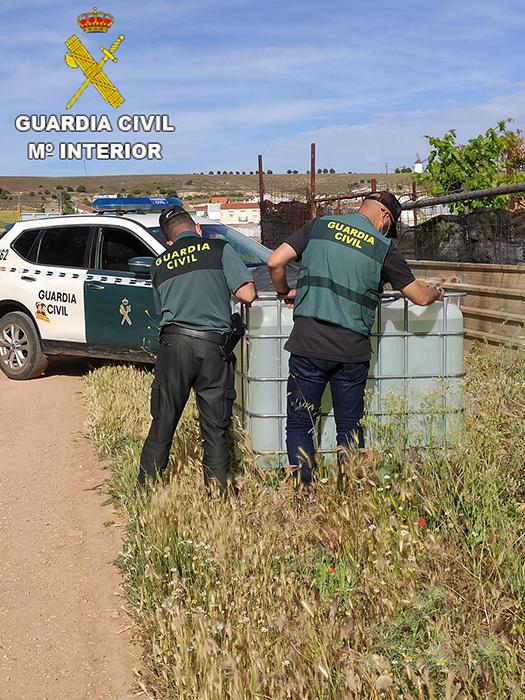 La Guardia Civil investiga a los responsables de una empresa de Cuenca por vender gel hidroalcohólico adulterado