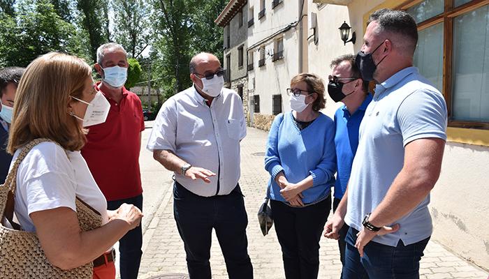 """Martínez Guijarro asegura que la crisis sanitaria ha vuelto a poner de manifiesto que """"no es lo mismo quien gobierne Castilla-La Mancha"""""""