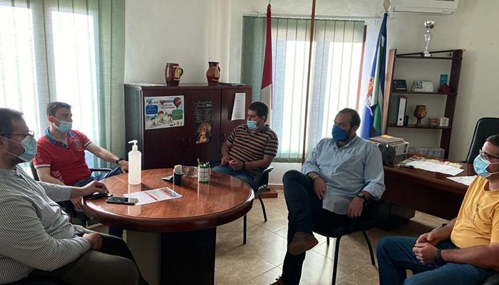 NNGG ponen en valor el trabajo de los alcaldes jóvenes desde Casas de Benítez