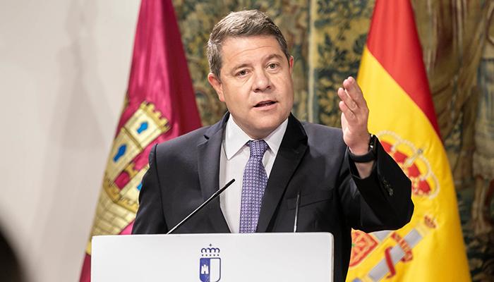 """Page agradece al Gobierno de España el giro dado para paliar """"la desigualdad hídrica amparada en una obra de la dictadura"""""""