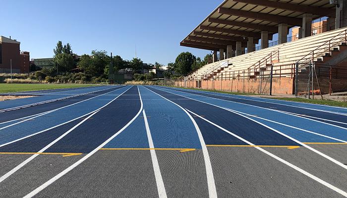 Pista atletismo Luis Ocaña