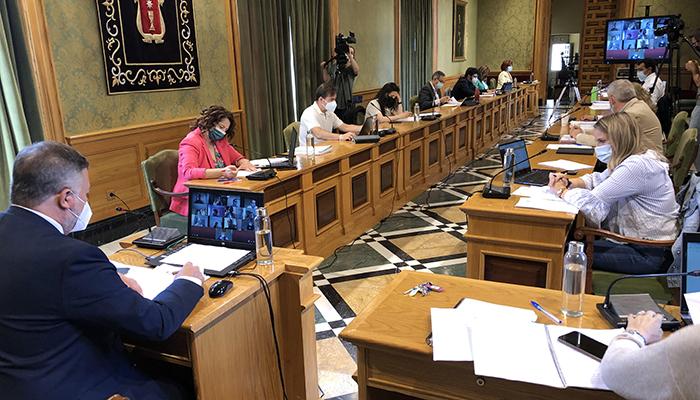Portillo destaca en el Pleno del Ayuntamiento de Cuenca las OPEs para ampliación de efectivos y la constitución de bolsas públicas de trabajo