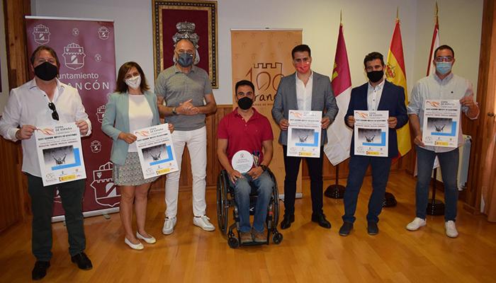 Tarancón acogerá la Copa de España de ciclismo adaptado
