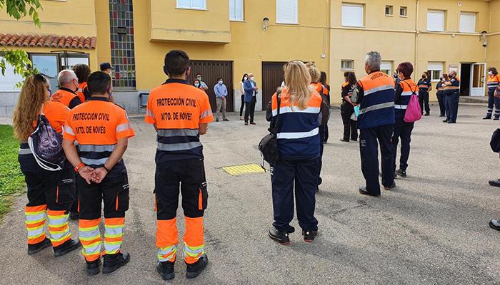 Un total de 80 integrantes de agrupaciones de Protección Civil se perfeccionan