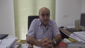 Vicente Reyes, alcalde de Chillarón de Cuenca