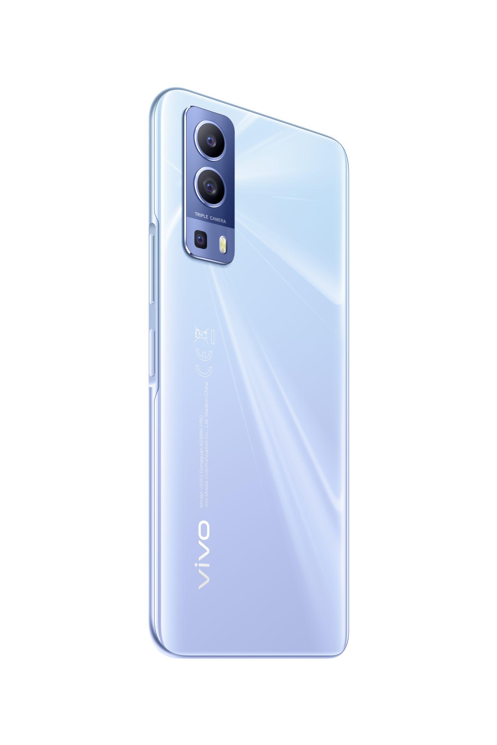 5G non-stop Vivo lanza un nuevo smartphone de la serie Y