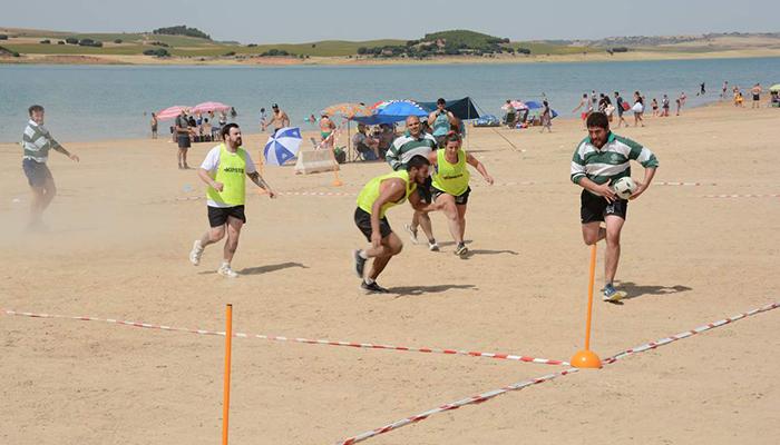 Club Rugby a Palos celebrará la II edición del Torneo de Rugby Playa el próximo 7 de agosto