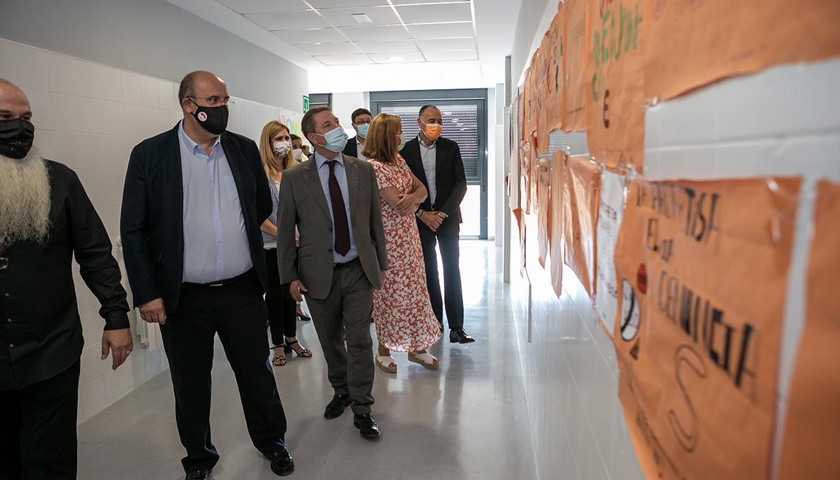 """Page asegura que tiene """"un proyecto de fondo extraordinario"""" para la provincia de Cuenca"""