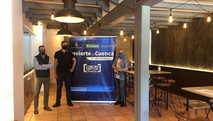 Invierte en Cuenca apoya la puesta en marcha de la cervecería artesana Lúpulo