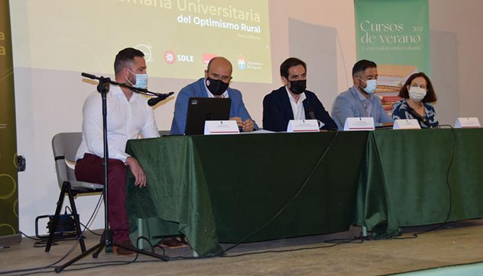La UCLM celebra en Tragacete un curso de verano sobre reto demográfico y transición ecológica