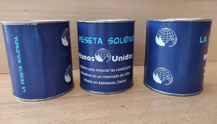 Las pesetas pueden cambiar vidas' Manos Unidas recauda 7113,40 € en la provincia de Cuenca