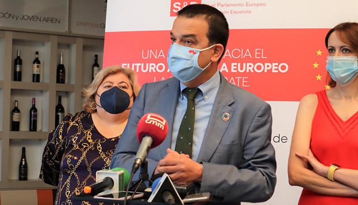 """Castilla-La Mancha pide la """"suficiente ambición"""" para una PAC """"distinta y más justa que trate por igual a todos los agricultores y ganaderos esté donde esté su explotación"""""""