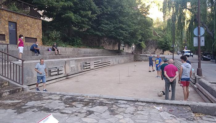 Cuenca en Marcha propone difundir y promocionar la práctica de los deportes tradicionales conquenses