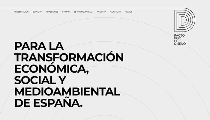 Cuencadiseño se suma al Pacto por el Diseño como herramienta estratégica económica y socialmente