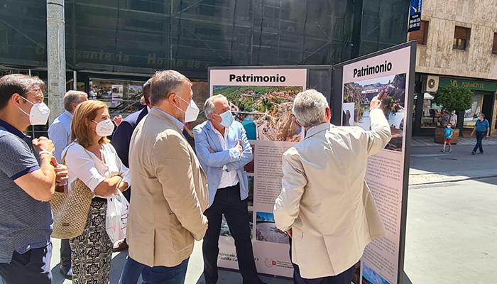El Colegio de Ingenieros de Caminos expone en Cuenca un recorrido por la aportación de la ingeniería a la sociedad castellano-manchega
