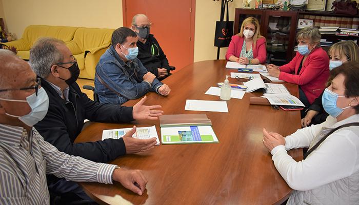 El Gobierno regional colaborará con ASPAYM en la reforma y ampliación de su sede en Cuenca