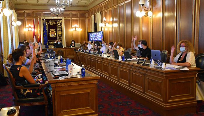 El pleno de la Diputación de Cuenca aprueba el estudio económico-financiero del Parque Científico y Tecnológico que asciende a 16 millones de euros