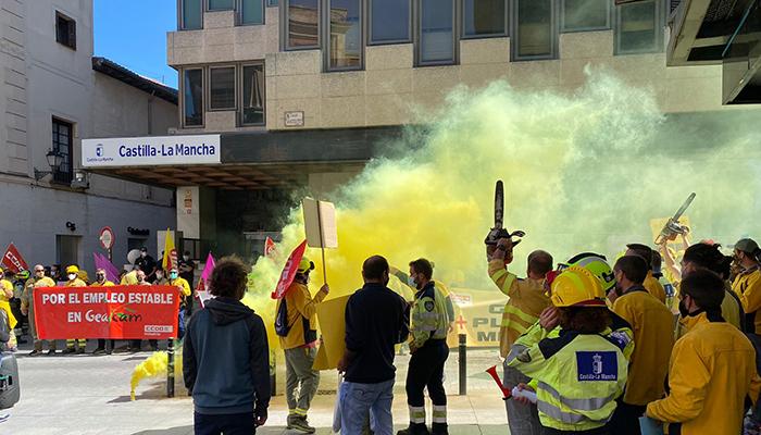 Este viernes comienza en nuevo ciclo de huelgas en Geacam