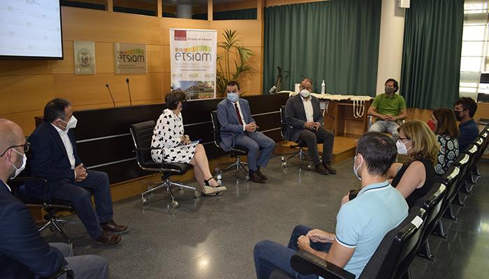 Estudiantes de la UCLM trabajarán en el desarrollo de la tecnología blockchain en el sector vitivinícola de la región