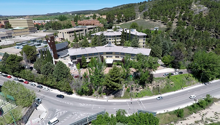 Facultad de Ciencias Sociales de Cuenca