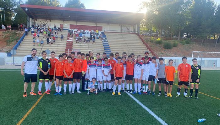 Finalizan los campeonatos provinciales de fútbol 8, fútbol 11 y fútbol sala del programa Somos Deporte