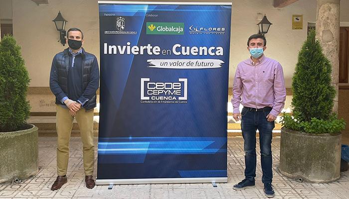 Invierte en Cuenca recoge las ventajas fiscales que Las Valeras ofrece a las empresas que se instalen allí