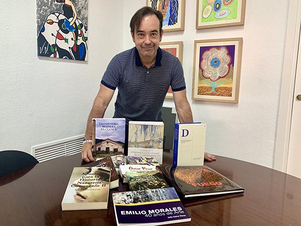 La Diputación de Cuenca organiza del 5 al 10 julio la primera Semana de los Libros con un total de siete presentaciones