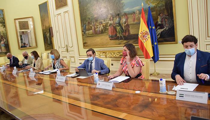 La Junta apoya el anteproyecto de Ley para la creación de un sistema integrado y único de Formación Profesional