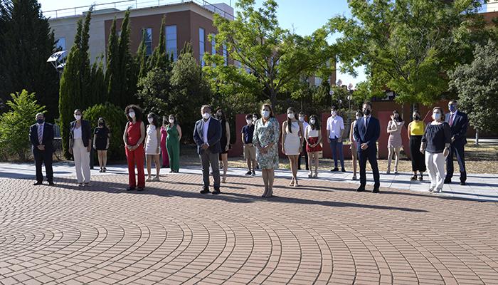 La Junta y la UCLM reconocen a los alumnos conquenses Ana Buedo Macarro, Ana Grande, Álvaro Pérez Martínez y Laura Gómez Bascuñana