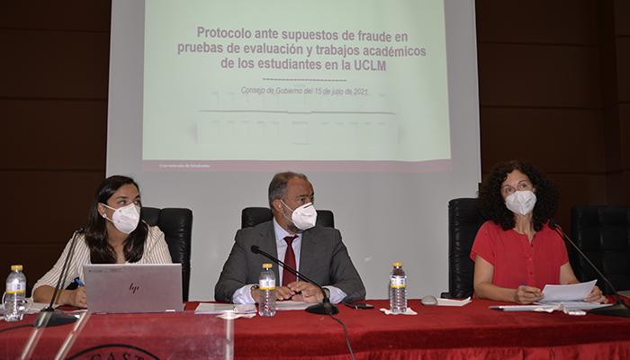 La UCLM contará con un protocolo antifraude académico a partir del curso 2021-2022